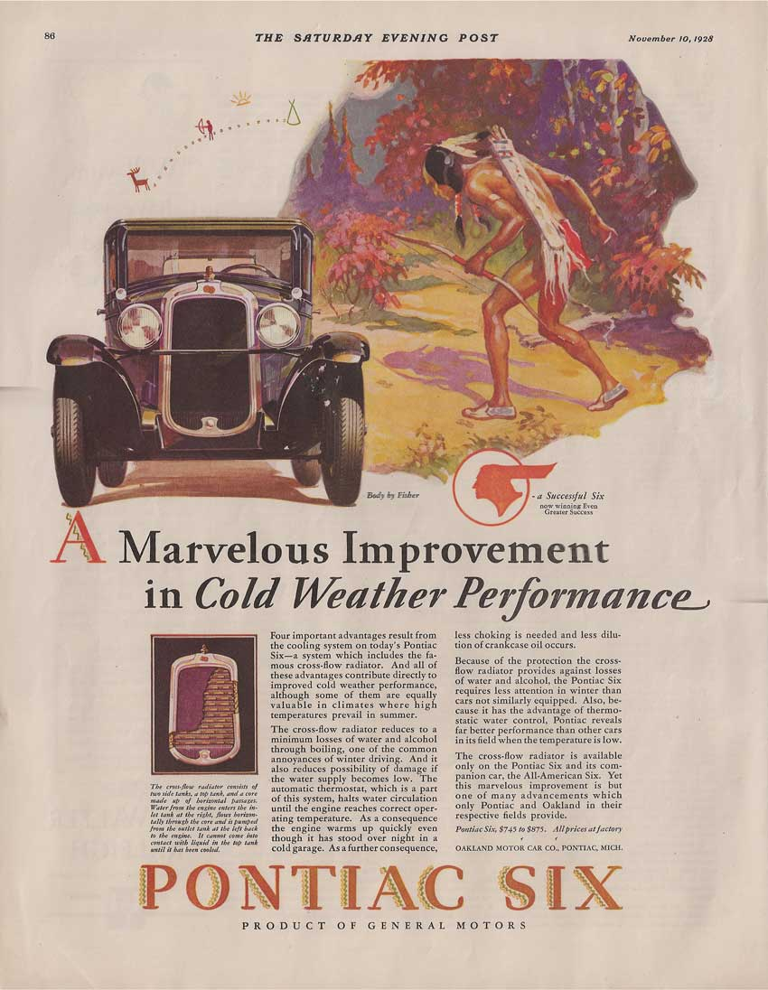 28 Cold Weather Performance Ad