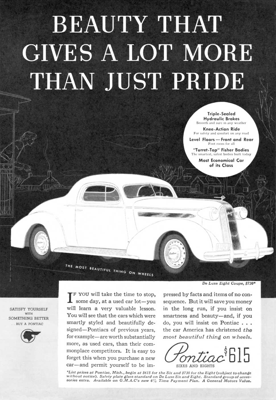 1936 Beauty that Gives a Lot More